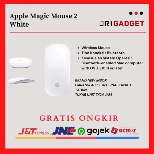Foto Produk Apple Magic Mouse 2 Original - white dari Origadget