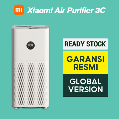 Foto Produk Xiaomi Mi Air Purifier Pro OLED Display Screen Reader Penjernih Udara - 3C Garansi Toko dari vinkovinko