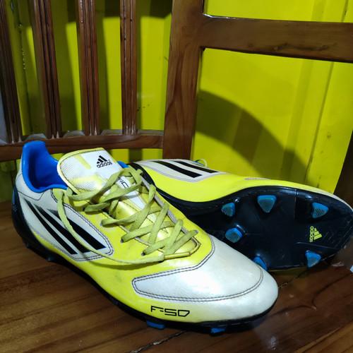 Foto Produk sepatu bola adidas F10 TRX FG no 42 2/3 ( 27 cm) dari bandikhancell