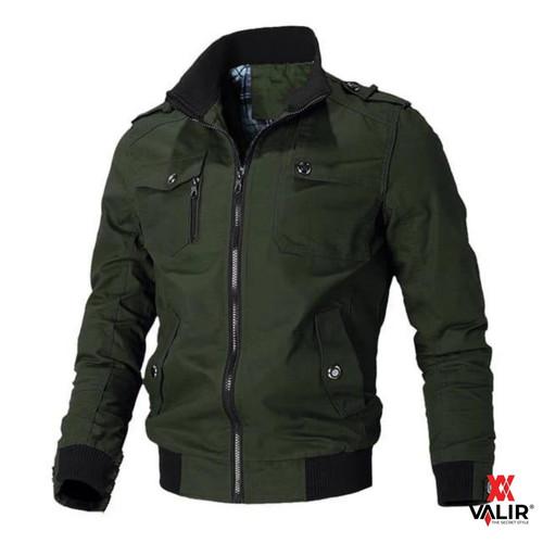 Foto Produk Jaket Pria | Jaket Parka Cowok | Valir Ruster Premium Limited Edition dari Jaket Pria Valir | Hoodie Cowok | Murah Berkualitas