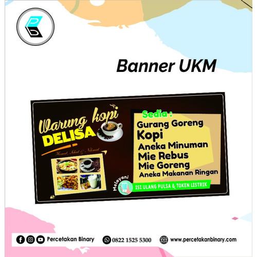 Foto Produk Cetak Banner Custome dari Percetakan Binary