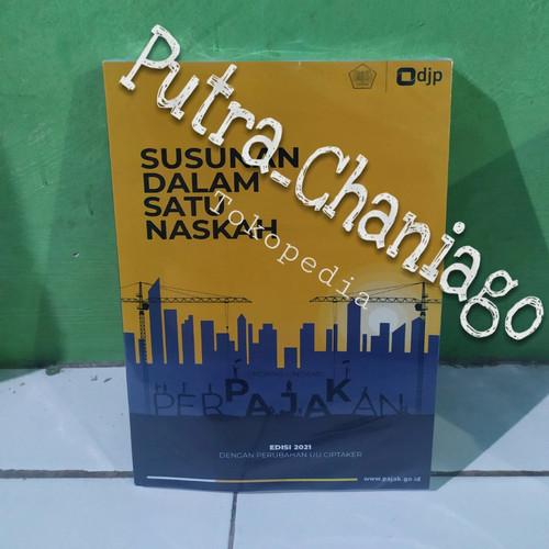 Foto Produk Buku Susunan Dalam Satu Naskah Undang Undang Edisi 2021 dari Putra_Chaniago_