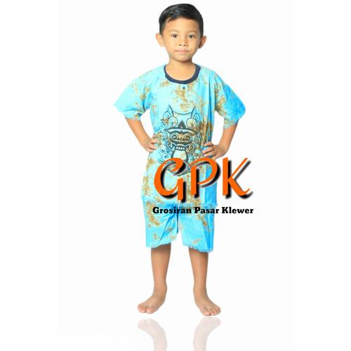Foto Produk Setelan Baju Barong Bali Anak ( Size L & XL ) dari GROSIRAN PASAR KLEWER