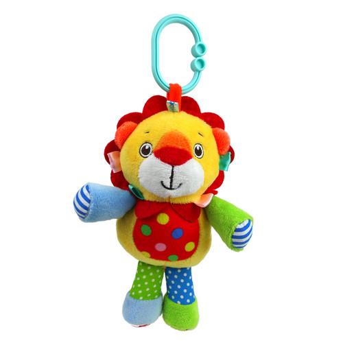 Foto Produk Marveila Pull Bell Doll Twinkl Star + Hanger - Lion dari Marveila & Friends