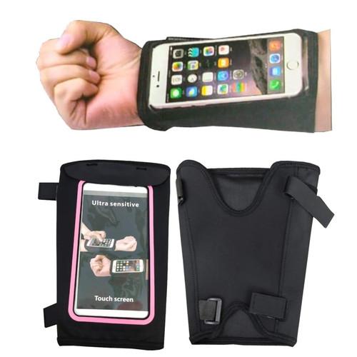 Foto Produk Sport Wristband Forearm band / Armband Handphone Olahraga dari arkadiaserbada