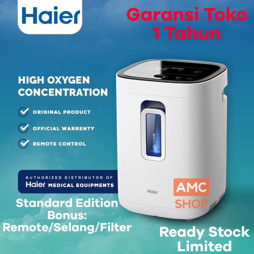 Foto Produk Haier HA-105 Oxygen Concentrator Homecare Mesin Generator Oksigen - HA-105 dari amc_shop