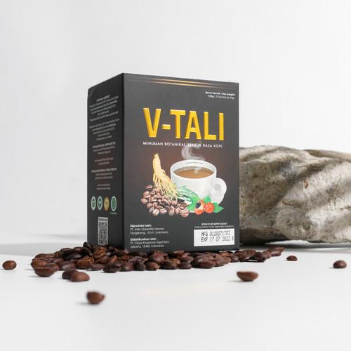 Foto Produk Kopi V-TALI| Kopi Premium untuk Stamina Pria Dewasa | VTALI dari Toko Kola