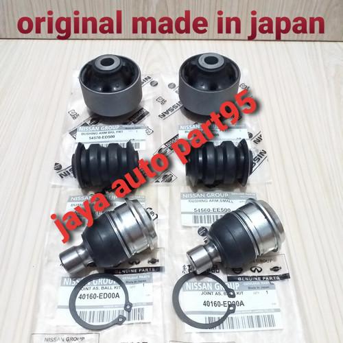 Foto Produk bushing lower arm besar kecil ball joint grand livina evalia latio dari Jaya auto part95