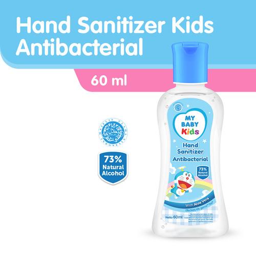 Foto Produk MY Baby Kids Hand Sanitizer Antibacterial 60ml dari Tempo Store Official