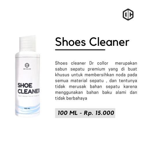 Foto Produk Shoes cleaner / Sabun sepatu untuk semua bahan / Pembersih sepatu dari Dr. Collor