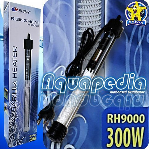 Foto Produk Resun Aquarium Heater 300 Watt dari Aquapedia