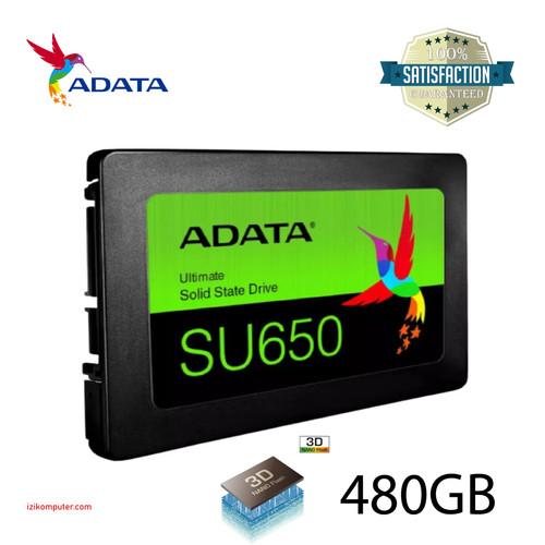 Foto Produk SSD 480GB ADATA 3D NAND dari Izi Komputer