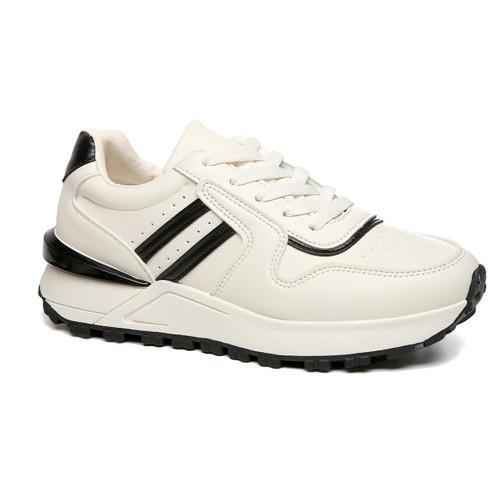 Foto Produk PVN Haechan Sepatu Sneakers Wanita Sport Shoes 503 - Black, 37 dari PVN Official Store