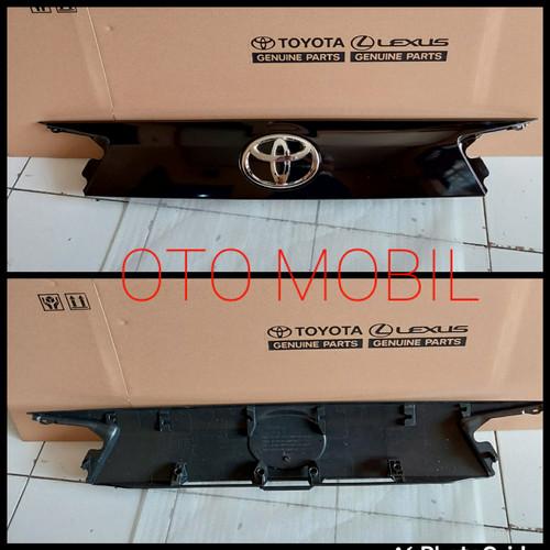 Foto Produk Trunklid Bagasi innova reborn warna hitam original toyota dari Auto oto mobil