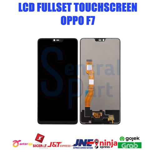 Foto Produk LCD OPPO F7 FULLSET TOUCHSCREEN OEM CONTRAS MAIN GRADE AAA dari Sentral Part's