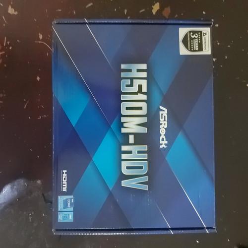 Foto Produk ASRock H510M-HDV dari Market Computer