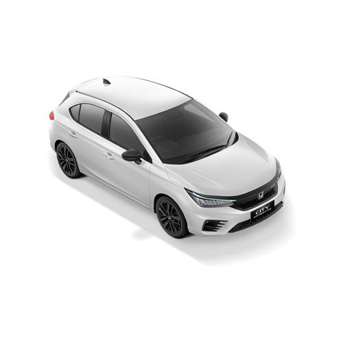 Foto Produk Honda City Hatchback RS CVT - Putih dari Honda Pradana Sawangan