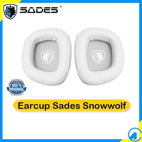Foto Produk Earcup Sades Snowwolf SA722SW dari Artica Computer