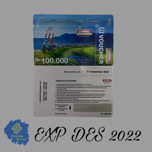 Foto Produk Promo Indomaret 💯 - EXP DES 2022 dari Online Best Deal