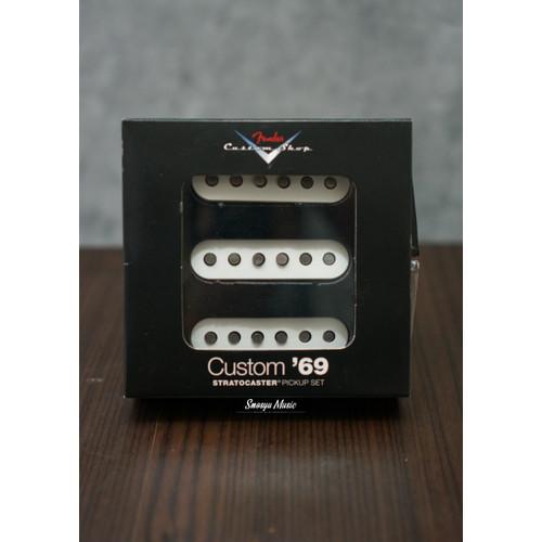 Foto Produk Pickups Fender CS Custom 69 Strat Set of 3 dari SMOSYU MUSIC