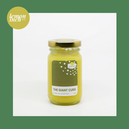 Foto Produk Lemon Inch Lemon Curd (Selai Lemon) 100ml dari Lemon Inch