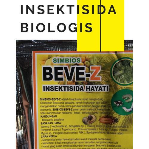 Foto Produk Pestisida Tanaman BEVE-Z 100 Gram Insektisida Biologis dari Joyniem store
