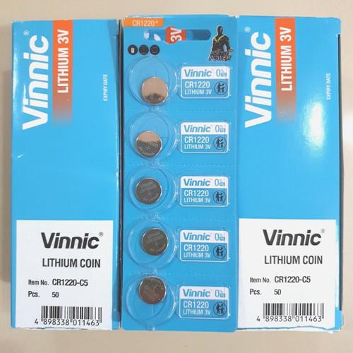 Foto Produk Baterai CR1220 / CR 1220 Lithium Battery 3V Batre Jam Cmos Bios dari KortingStore