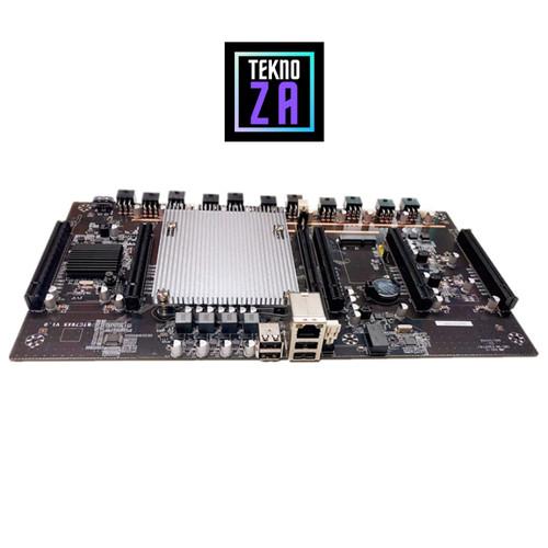 Foto Produk BTC79X5 X79 LGA 2011 DDR3 Support 5 RTX 3060 dari teknoza