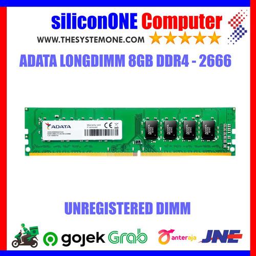 Foto Produk ADATA DDR4 - 8GB 2666Mhz dari silicon ONE Computer