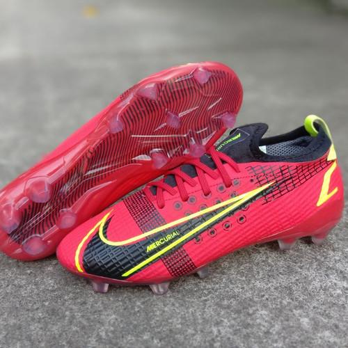 Foto Produk Sepatu Bola Mercurial Superfly Boots Grade Original - Merah, 43 dari rudisport solo