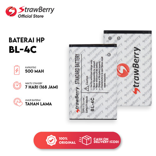 Foto Produk Strawberry BL-4C Baterai dari Strawberry Official