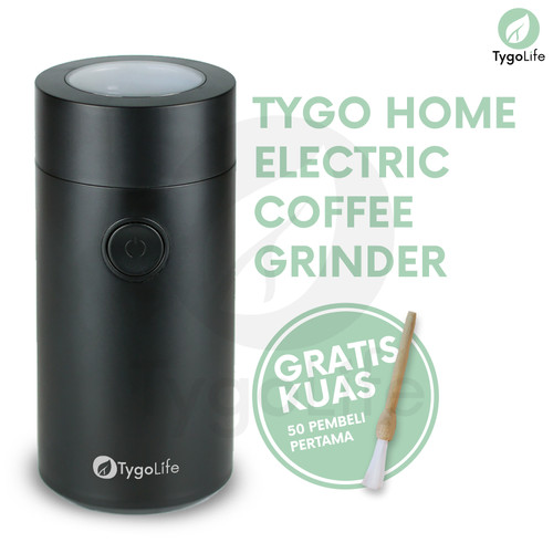 Foto Produk COFFEE GRINDER ELECTRIC / MESIN PENGGILING BIJI KOPI ELEKTRIK TYGOLIFE dari Tygo Life