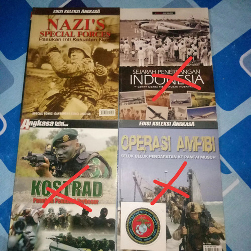 Foto Produk majalah Angkasa edisi koleksi dari e-book shopss