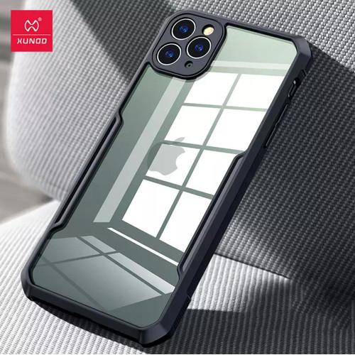 Foto Produk IPHONE 11 PRO MAX 6.5 XUNDD ORIGINAL HARD CASE SLIM CLEAR BUMPER COVER dari Nillkin Store 888