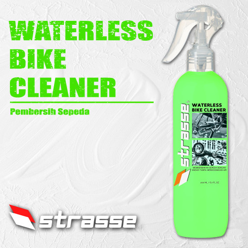 Foto Produk Strasse Waterless Bicycle Cleaner (Pembersih Sepeda) dari Strasse Indonesia