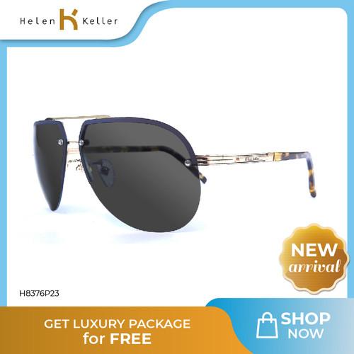 Foto Produk HELEN KELLER - Kacamata Hitam Pria - Anti UV - Polarized - H8376P23 dari Helen Keller Official
