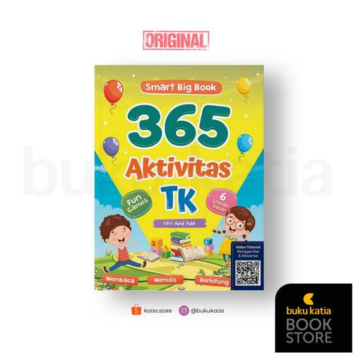 Foto Produk Smart Big Book 365 Aktivitas PAUD-TK-CERDAS-PINTAR-MUSLIM - TK dari Buku Katia