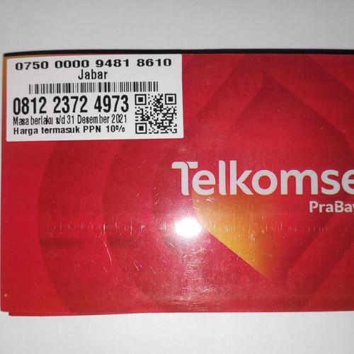 Foto Produk kartu perdana telkomsel extra unlimited 1 bulan all tkp - biasa dari fauzi480