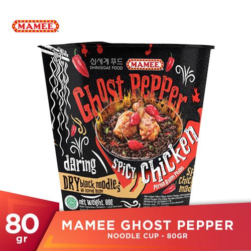 Foto Produk Mamee Ghost Pepper Noodle Cup 80gr dari Mamee Indonesia