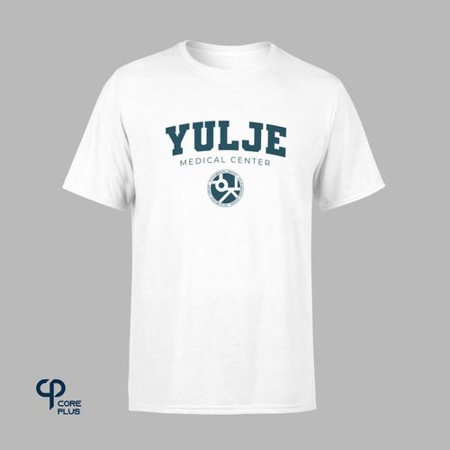 Foto Produk YULJE Hospital Playlist Tshirt - Putih, XS dari CorePlus