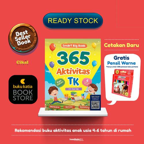 Foto Produk SMART BIG BOOK 365 AKTIVITAS TK dari Buku Katia