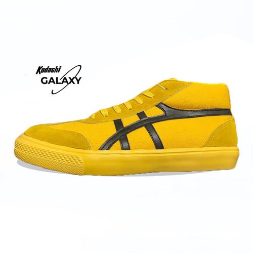 Foto Produk Sepatu Kodachi Galaxy Kuning Hitam dari yk raya