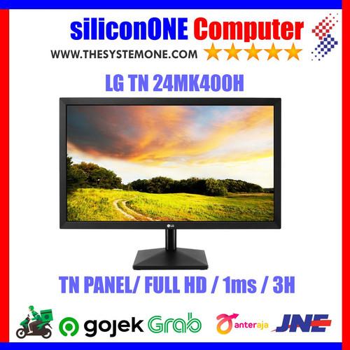 Foto Produk LG TN 24MK400H-B [HDMI/DSUB] 24MK400 dari silicon ONE Computer