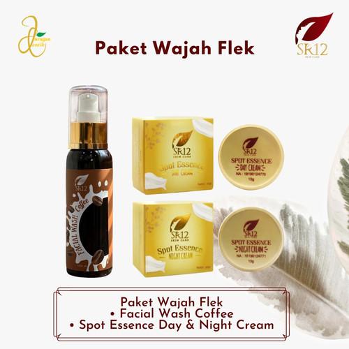 Foto Produk Paket Wajah Flek dari DistributorSR12_Kalimantan
