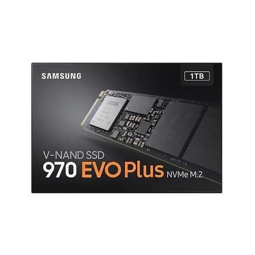 Foto Produk Samsung 970 EVO PLUS 1TB SSD M.2 2280 NVME Speeds up to 3500 Mbps dari PojokITcom Pusat IT Comp