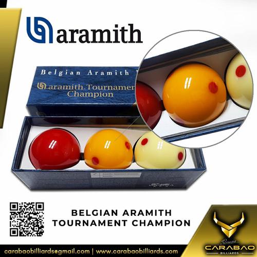 Foto Produk Aramith Tournament English Champion Pro-Cup dari Carabao Billiard Indo