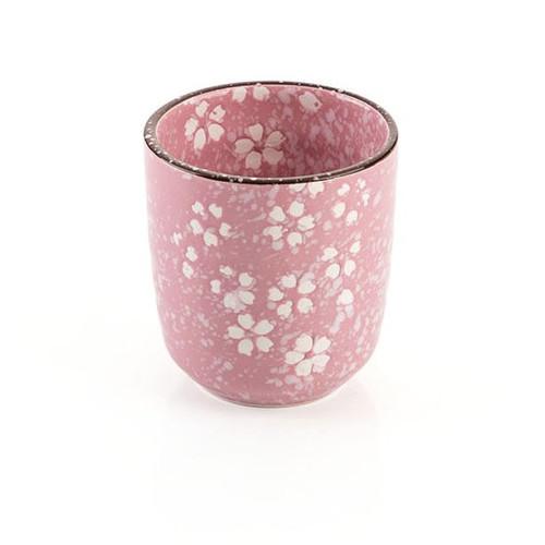 Foto Produk Handmade Japanese Ceramic Coffee Tea Cup / Cangkir kopi teh keramik -B - PINK dari DOMBA COFFEE SHOP