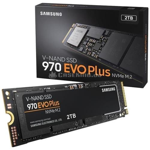 Foto Produk Samsung SSD 970 EVO Plus NVMe M.2 2TB ssd samsung 2tb /SSD SAMSUNG 2TB dari PojokITcom Pusat IT Comp