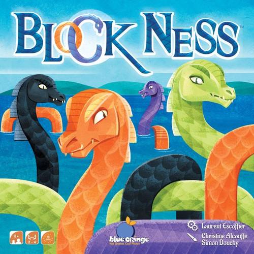 Foto Produk Block Ness ( Original ) Board Game - TBG dari Toko Board Game