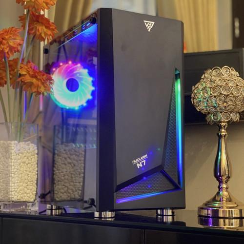 Foto Produk PC Rakitan Gaming i5 3470 (GTX 1050Ti 4GB ) Cocok editing render cepat dari NENET COMPUTER
